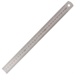 CELCO RULER STAINLESS STEEL METRIC 300MM