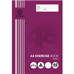 OLYMPIC EY14 EXERCISE BOOK YEAR 1 24MM RULED 55GSM 48 PAGE A4