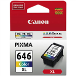 CANON CL646XL INK CARTRIDGE HIGH YIELD COLOUR