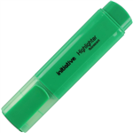 INITIATIVE HIGHLIGHTER CHISEL GREEN