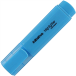 INITIATIVE HIGHLIGHTER CHISEL BLUE