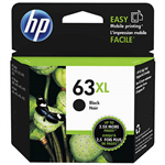 HP F6U64AA 63XL INK CARTRIDGE HIGH YIELD BLACK