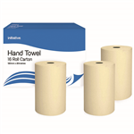 INITIATIVE HAND TOWEL ROLL 180MM X 80M CARTON 16