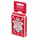 QUEENS SLIPPER PLAYING CARDS 52S SINGLES PACK