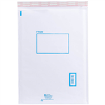 JIFFYLITE BUBBLEPAK MAILER BAG 240 X 340MM SIZE 4 WHITE CARTON 100