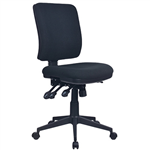 INITIATIVE REJUVENATE ERGONOMIC HIGH BACK CHAIR BLACK