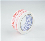 STYLUS PRINTED TAPE 48mm x 66m SECURITY SEAL PKT6 7045575