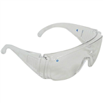 ZIONS P3000 VISITOR SAFETY OVER GLASSES CLEAR